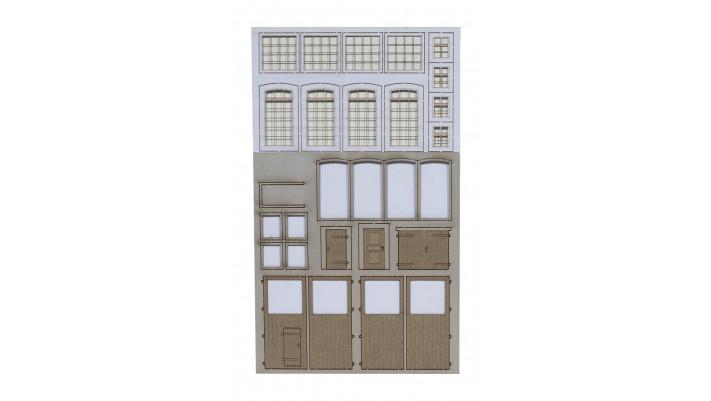 Portes & fenêtres de l'industrie