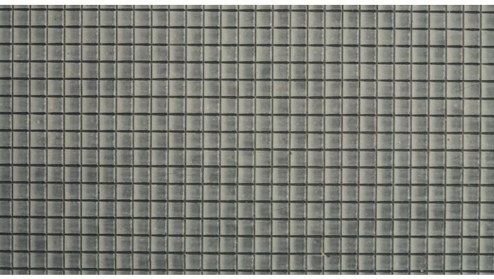 3D carreaux gris