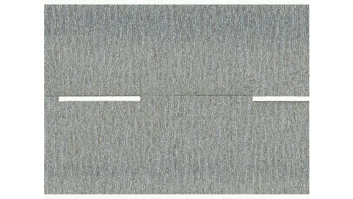 Autoroute, gris