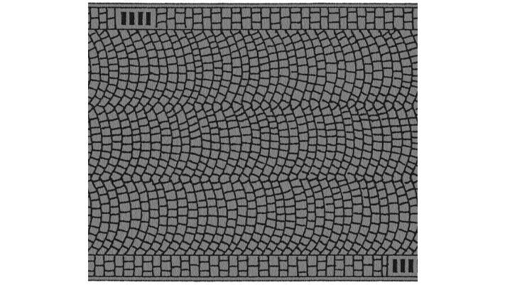 Chemin Pavé, 100 x 6,6 cm