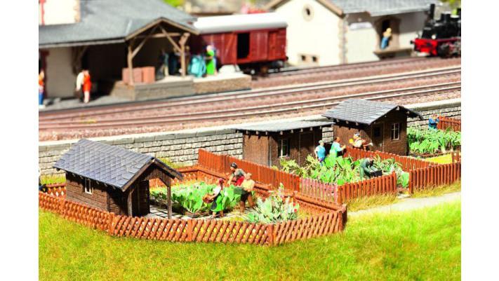 Jardin familial en kit