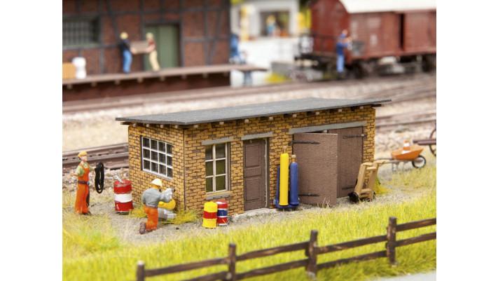 Cabane à outils et Atelier