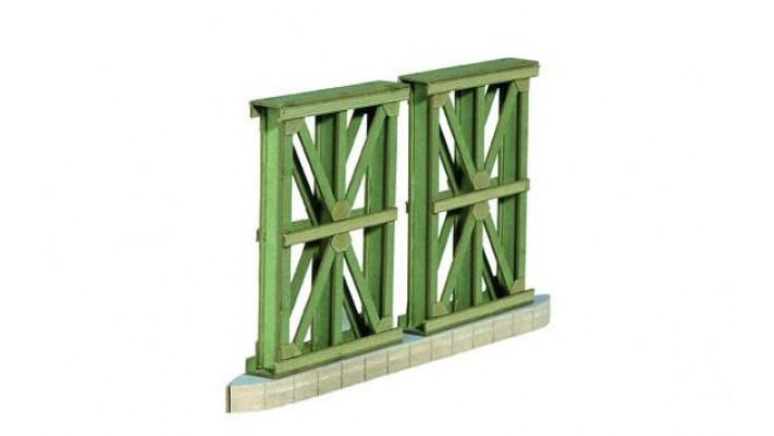 Structure d'acier p.pont67064
