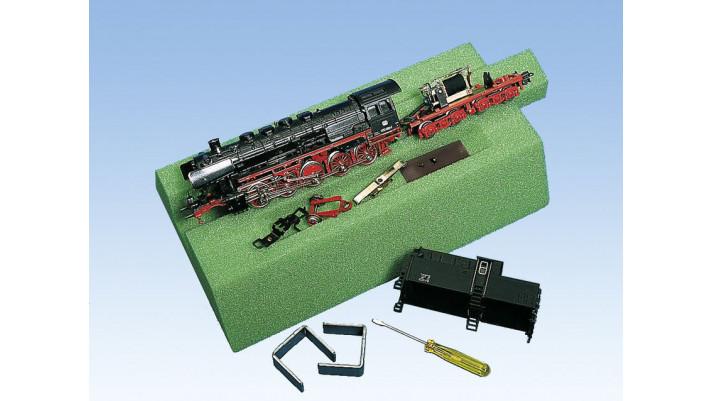 Box pour locomotives