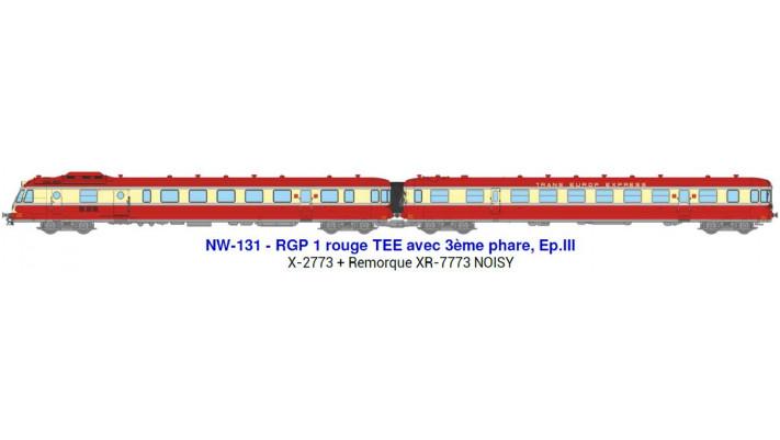 SNCF -rgp rouge Dépôt de NOISY ep III
