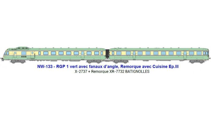 SNCF -rgp vert Dépôt de BATIGNOLLES ep III