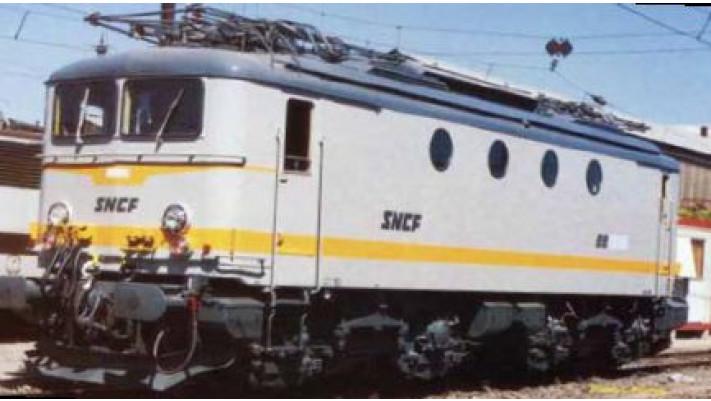 LOCO E. BB 8100 BETON SNCF IV DC- HO Août