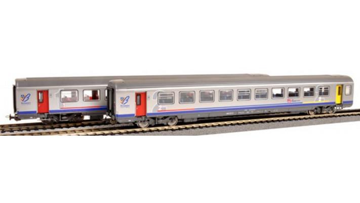 SET 2 CORAIL TER BOURGOGNE SNCF