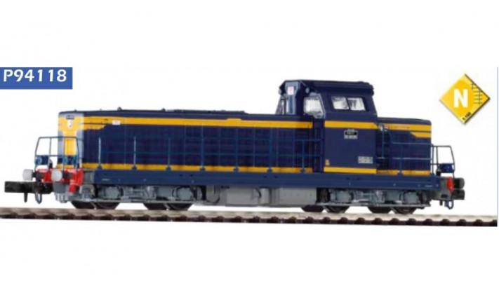 N LOCO D BB66000 SNCF IV
