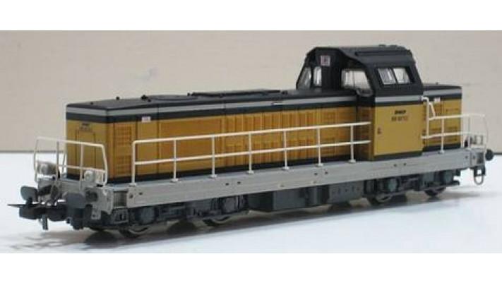 Locomotive diesel BB 66702 livr&eacute
