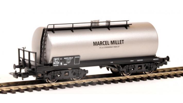 WAGON CITERNE MILLET SNCF