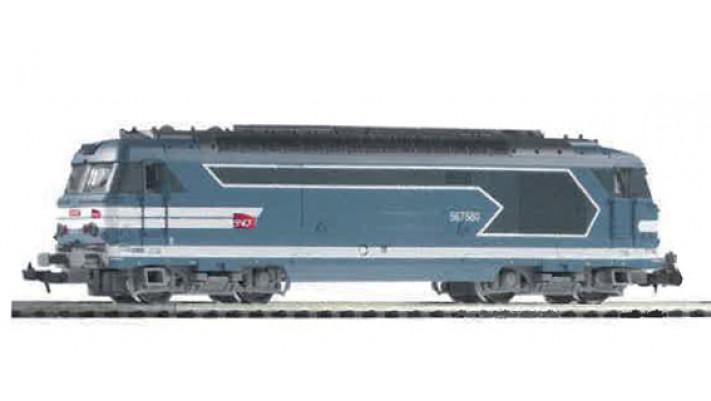 LOCO Diesel bb67400 carmillon