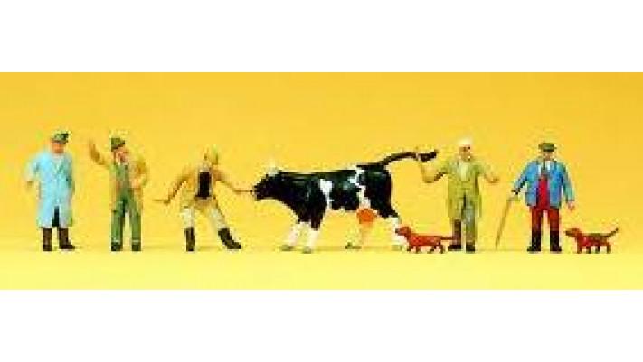 marchand à bestiaux