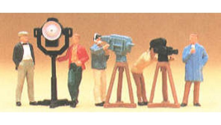 équipes de cinéastes