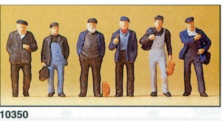 ouvriers et dockers