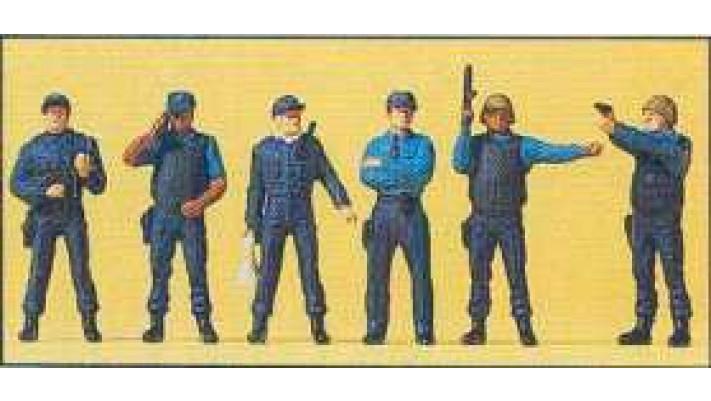 policiers u.s en action