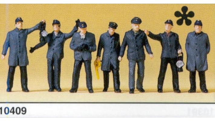 personnel de triage db