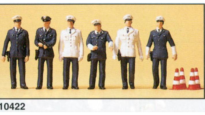 police de la RFA
