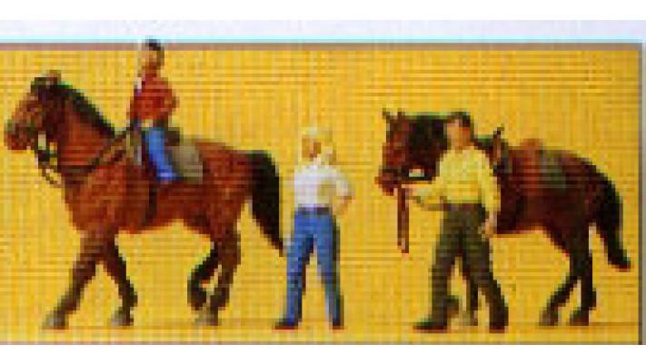 chevaux et cavaliers i