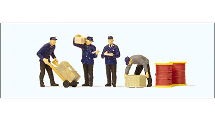 porteurs et manutentionnaires époque iii