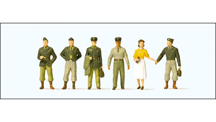 soldats us de 1950