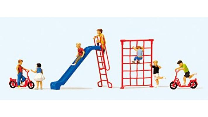 jeux de plein air avec enfants