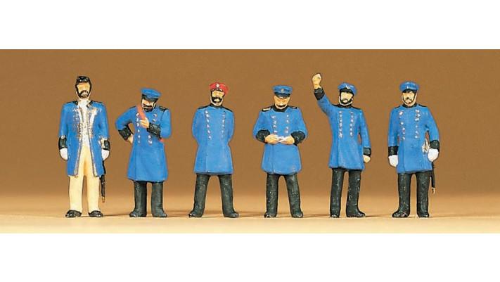 cheminots prussiens