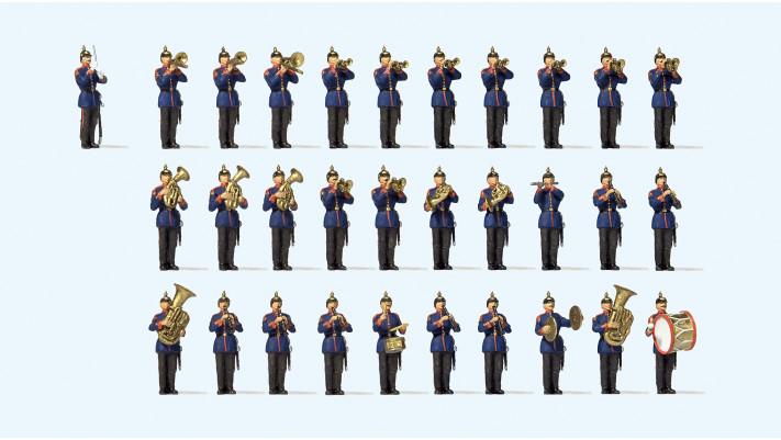 orchestre militaire de wurttemberg, édition limitée 500p#