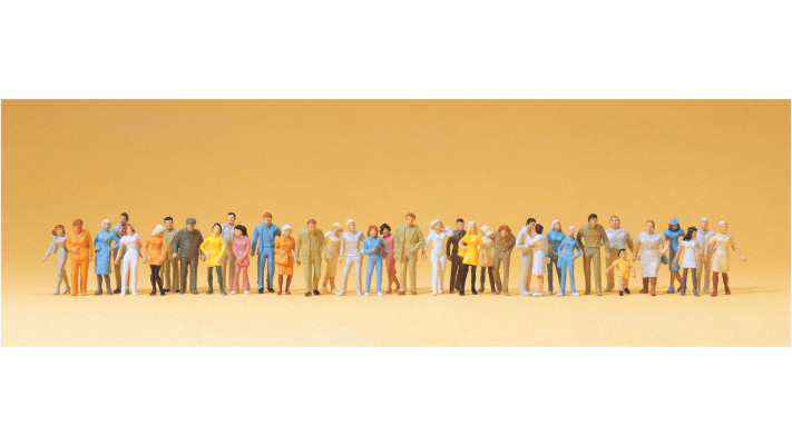 passants 36 figurines