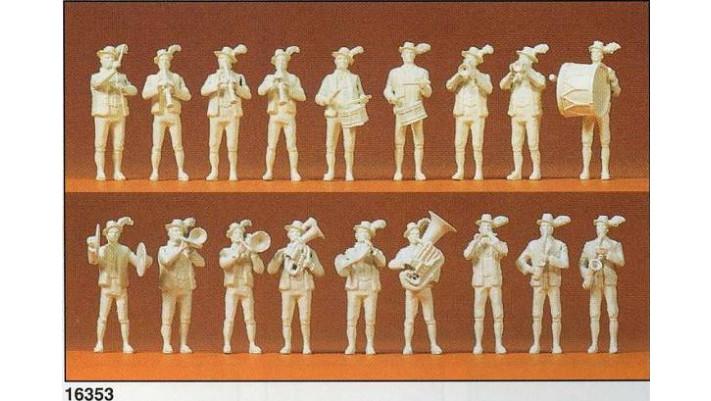 orchestre bavarois(18 fig non pein)