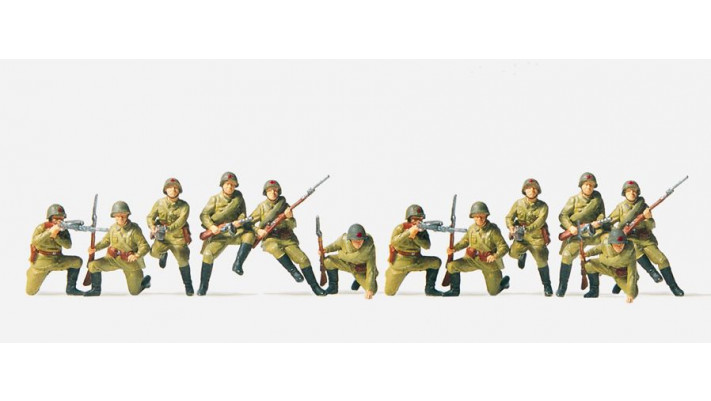 infanterie motorisée russe