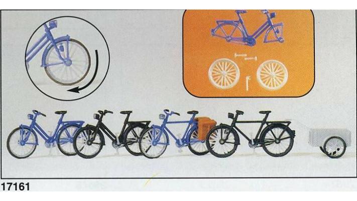 vélos et remorques