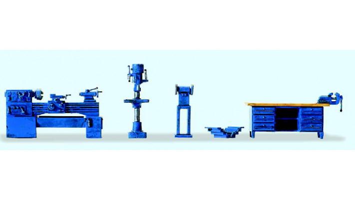équipement pour atelier