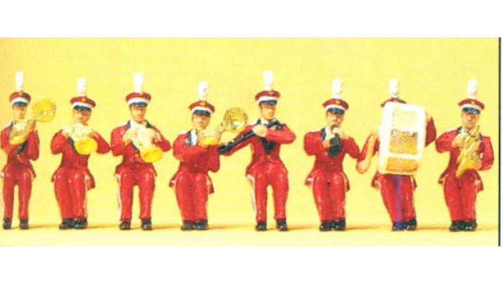 orchestre cirque assis