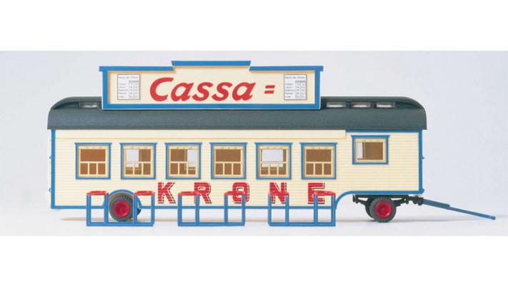 caravane cirque