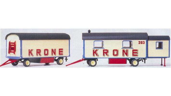 caravane d'équipement
