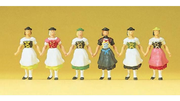 groupe bavarois costume national