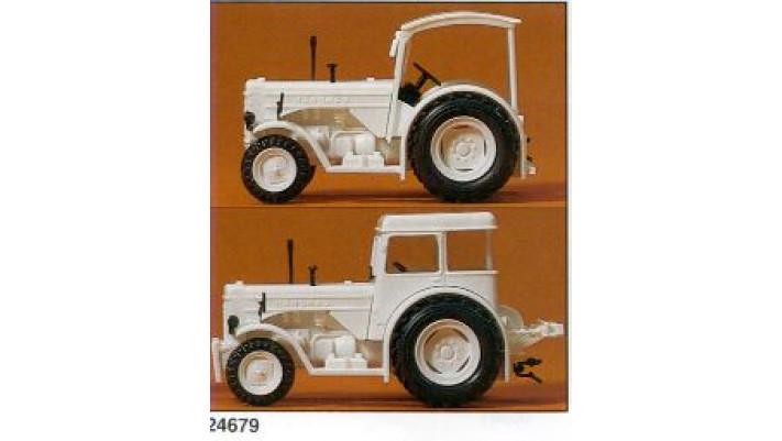 tracteur hanomag en kit