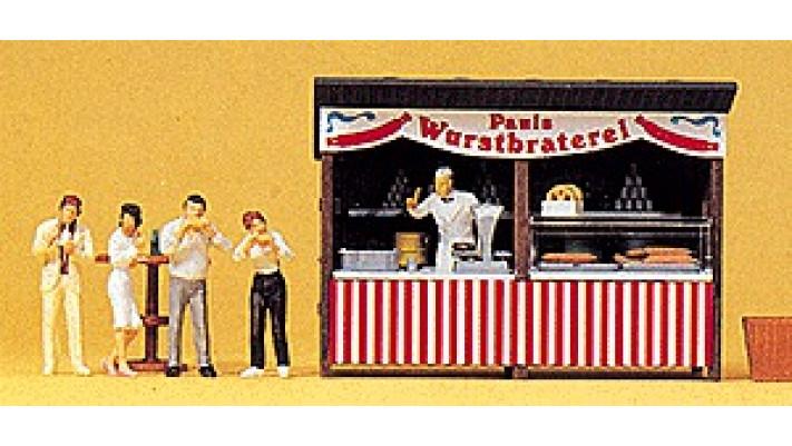 stand de hot dog##