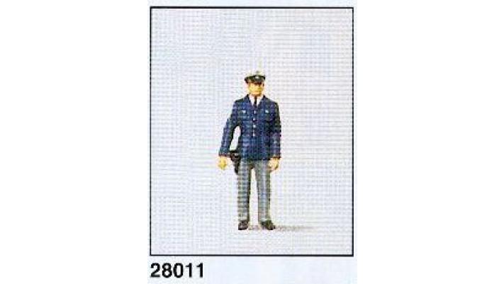 policier chemin de fer