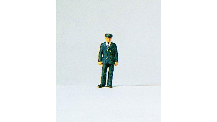 officier des voies de chemin de fer