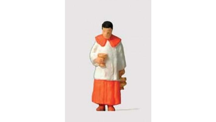 vicaire portant l'eau bénite 7