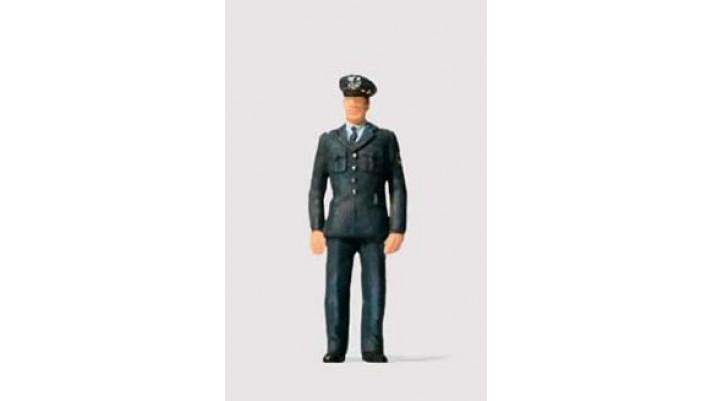 agent de police fédéral allemand, 2