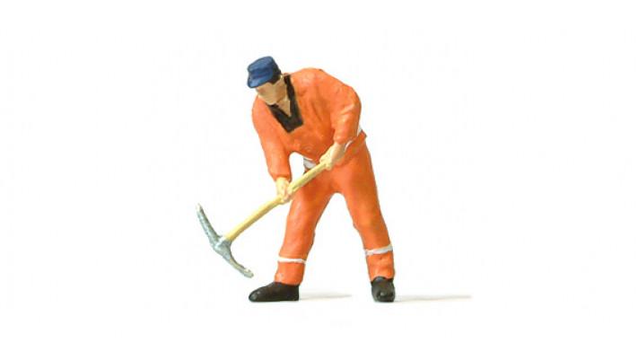 ouvrier au travail