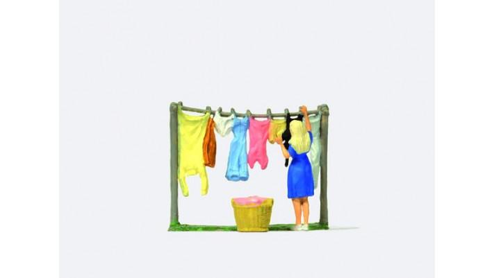 '' le jour de la lessive ''