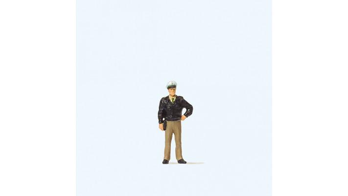 agent allemand de la circulation