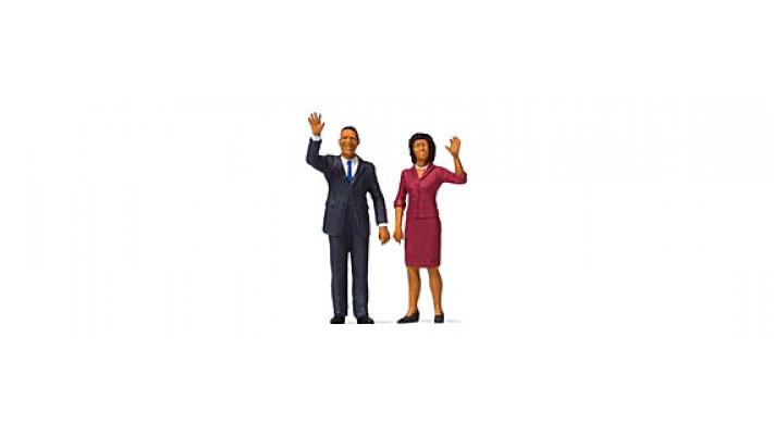 le président obama et sa femme