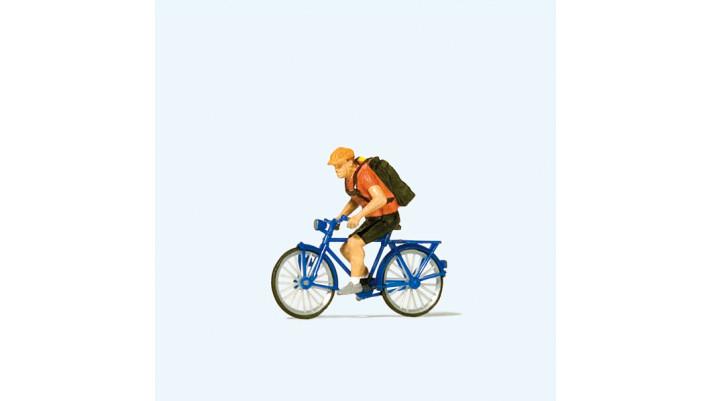 cycliste pressé#