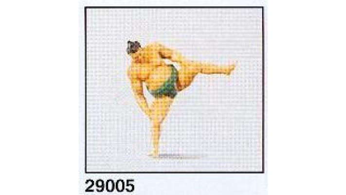 lutteur / sumo
