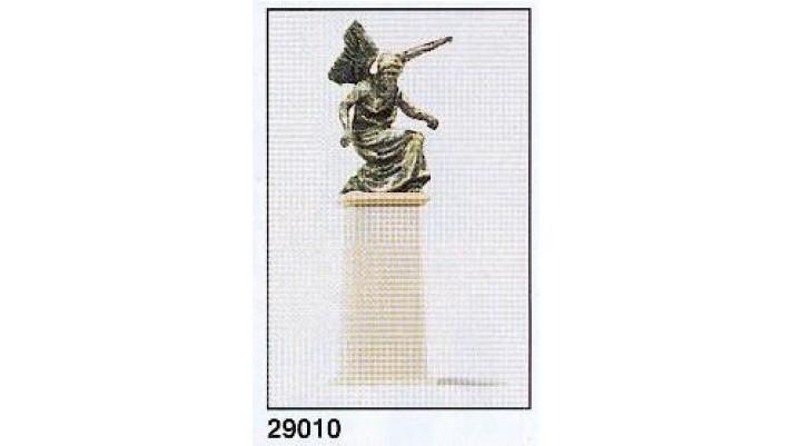 statue d'ange sur socle